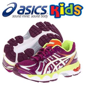 Adidasi copii ASICS Kids GEL-Nimbus rezinta tehnologia ASICS Gel-Element, ce ofera amortizare perfecta dar si repartizarea optima a greutatii pe intreaga talpa.
