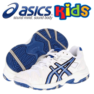 Incaltaminte sport pentru copii ASICS Kids Gel-Resolution® 5 GS - pentru alergare