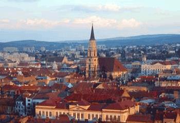 Biserica Sfantul Mihail din Cluj-Napoca stil gotic