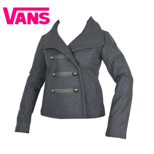 Jacheta casual Vans Anchor Jacket pentru fete