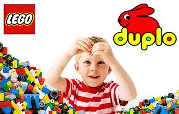 Jucariile pentru copii mici Lego Duplo