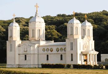 Mânăstirea Peştera Sfântului Apostol Andrei, Constanta
