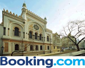 Spanelska synagoga Prague - Sinagoga spaniola evreiasca