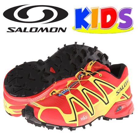 Pantofi sport, adidasi si ghete sport Salomon pentru copii, baieti si fetite