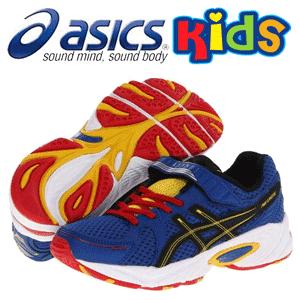 Colectia de pantofi sport Asics pentru copii mici in magazinele romanesti