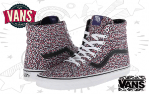 Fashion Skate Shoes VANS (femei si adolescente)