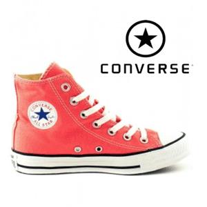 Bascheti Converse portocalii Unisex pentru barbati si femei