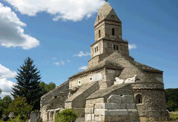 Biserica Sfantul Nicolae din Densus, Judetul Hunedoara