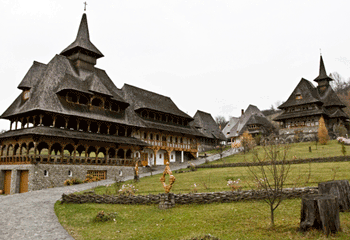 Bisericile de lemn din Maramures - Birsana