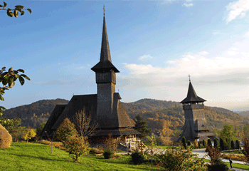 Biserica de lemn din Budesti, Maramures