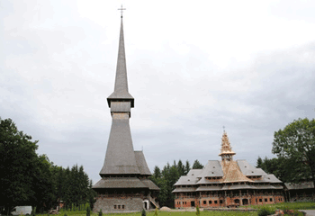 Bisericile de lemn din Maramures - Sapanta
