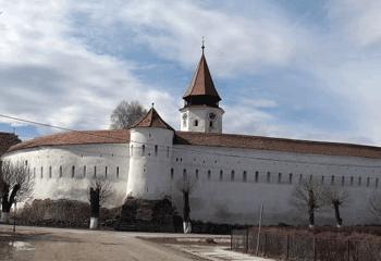 Bisericile fortificate sasesti - Biserica Prejmer