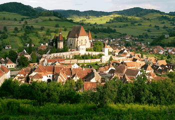 Biserica fortificata saseasca Biertan