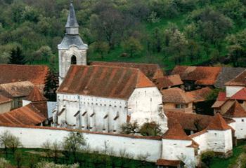Darjiu - Bisericile fortificate sasesti din Transilvania