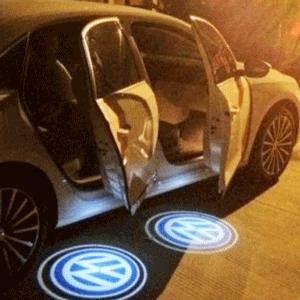 Holograme Leduri personalizate pentru portiera masinii tale
