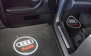 vezi oferta Holograme cu led care proiecteaza emblema masinii