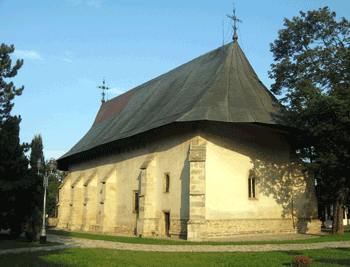 Manastirea Bogdana din Radauti, Judetul Suceava