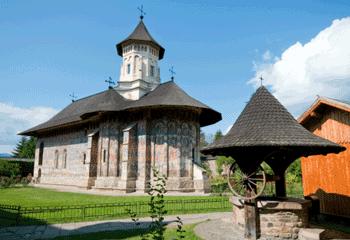 Manastirea Moldovita, Judetul Suceava