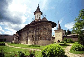 Manastirea Sucevita, Judetul Suceava in patrimoniul Unesco