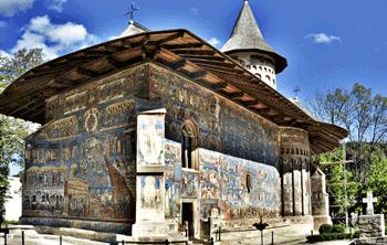 Manastirea Voronet, Judetul Suceava - Bucovina