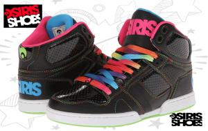 Ghete si Adidasi Fashion Skate Osiris pentru femei si adolescenteGhete si Adidasi Fashion Skate Osiris pentru femei si adolescente