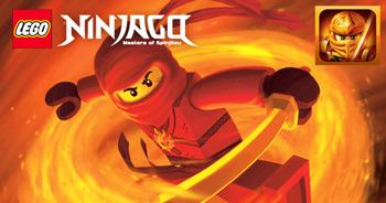 Cele mai ieftine jucarii Lego NINJAGO la Noriel