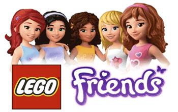Jucariile Lego Friends special pentru fete si fetite