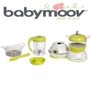 vezi cele mai mici preturi la Roboti de bucatarie Hrana Bebelusi Babymoov Nutribaby 5 in 1