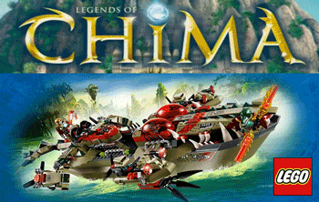 Jucariile Lego Legends of Chima