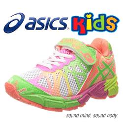 Asics Gel-Noosa Tri 9 PS Running Shoe (Infant/Toddler/Little Kid/Big Kid)