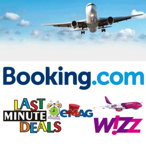 Informatii, sfaturi despre vacantele Last Minute prin booking.com