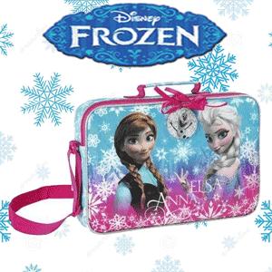 Geanta Disney Frozen pentru scoala - Genti si Gentute Disney Frozen la eMAG