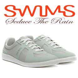 Pantofi barbatesti din cauciuc amrca Swims model Luca Sneaker Stone