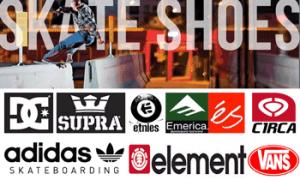 Branduri renumite de incaltaminte Skate gasesti acum in Romania, sute de modele de perechi pentru barbati sau femei, fete sau baieti! De la exclusivistii Supra TK Society si C1rca, la modelele unice Fallen, Element sau Emerica pana la modelele mai ieftine, mai abordabile din punct de vedere al pretului Globe, Etnies, DC, Vans, Adidas Skateboard sau Osiris in magazinele Originals, My Closet, B-Mall si FX Fashion.