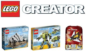 Jucariile de construit Lego Creator