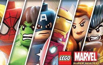 Jucariile Lego Super Heroes Figurine Marvel & DC Universe