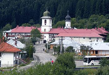 Manastirea Agapia, Judetul Neamt