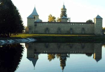 Manastirea Dragomirna Judetul Suceava