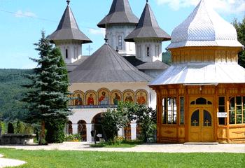 Manastirea Sihastria Judetul Neamt