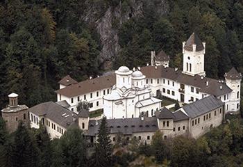 Manastirea Tismana Tg Jiu