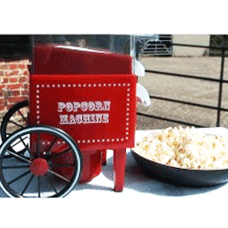 Un cadou interesant - Popcorn Machine