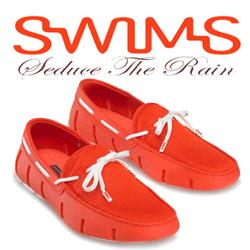 mergi in magazinul online: Mocasini cu sireturi Swims