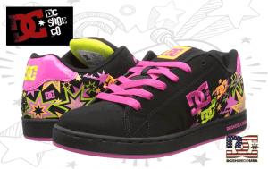 Tenisi dama si adolescente DC Skate Shoes