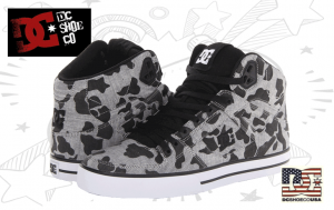 Ghete dama  si adolescente DC Skate Shoes