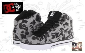 Ghete dama  si adolescente DC Skate Shoes