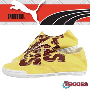 Tenisi barbatesti Puma Tekkies Graphic confectionati din panza