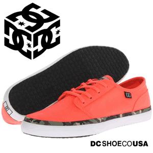 tenisi pentru fete Skateri DC Shoes Studio LTZ portocalii