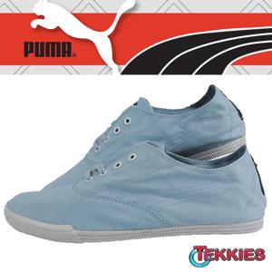 mergi in magazin pentru Tenisi din panza Puma Tekkies