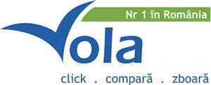 Portal ticketing online Vola. Click, compara, zboara