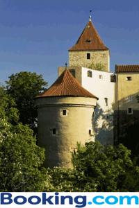 Inchisoarea din praga Turnul Daliborka